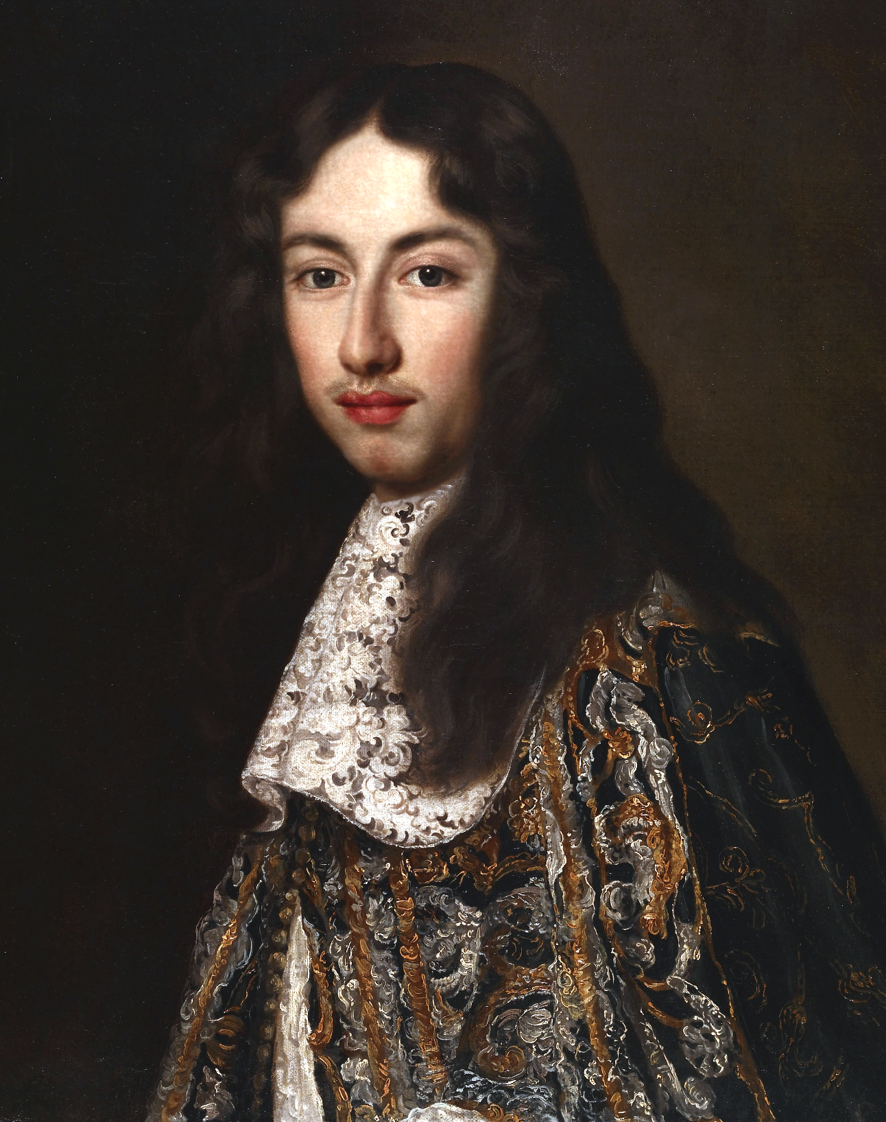 Livio Odescalchi in a portrait by Jacob Ferdinand Voet